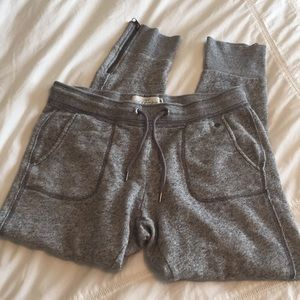 H&M Heather Grey Joggers